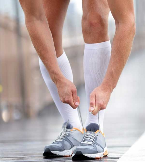 compression socks give better circulation