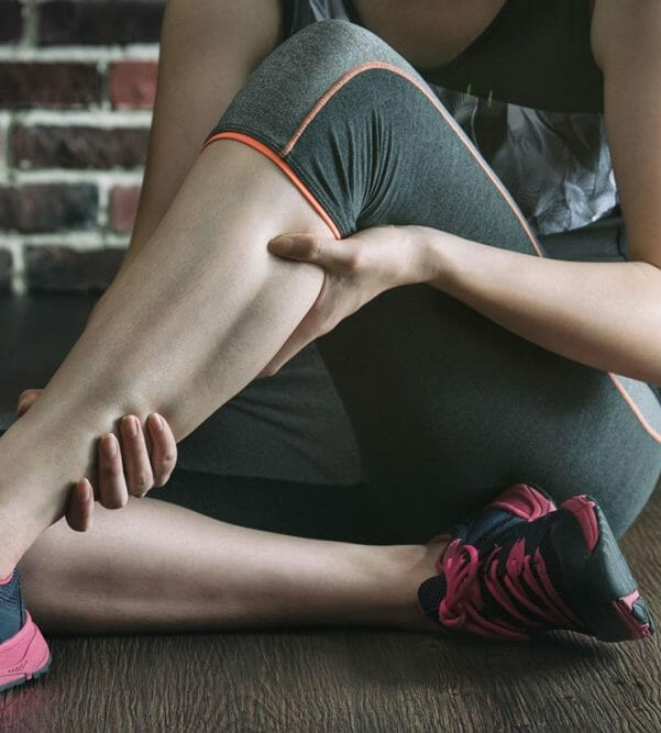 cure aching legs