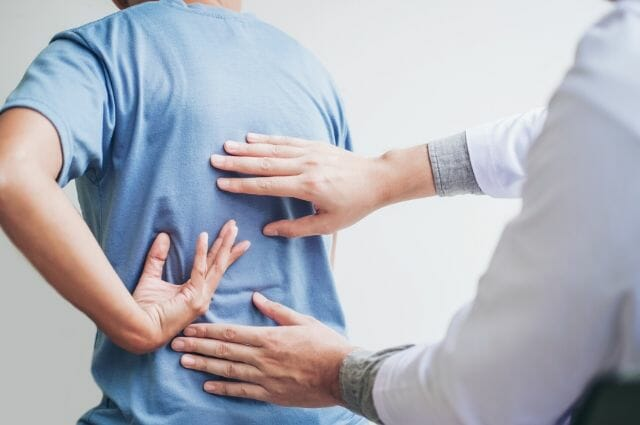epidurals for back pain