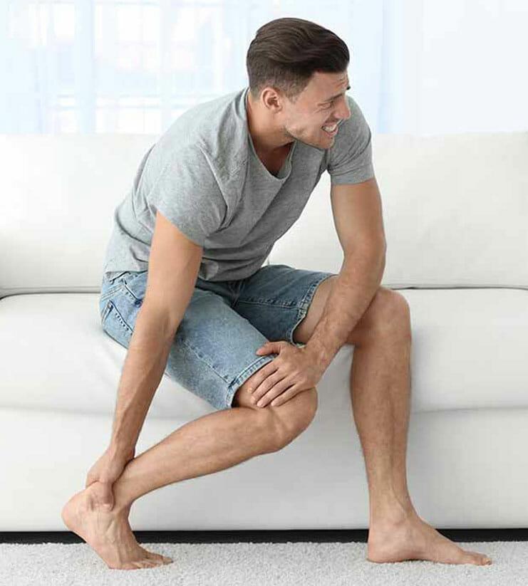 arm and leg pain symptoms