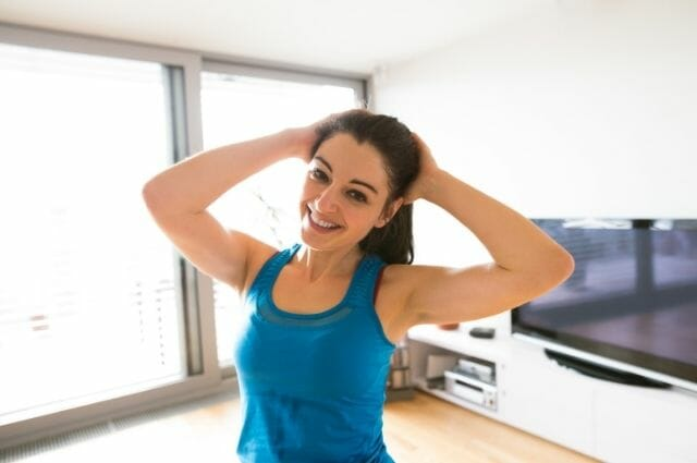 exercise as a home remedy for pinched nerve in neck